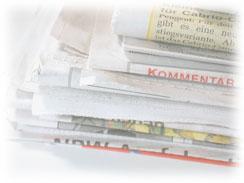 Bildquelle: aboutpixel.de / Aktuelles wird zu Altpapier © Heinz Hasselberg