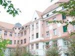 Sanierte denkmalgeschuetzte Fassade ,,Radiushof'' (Lindenau) VLW-Bestand; Bildquelle: VLW eG